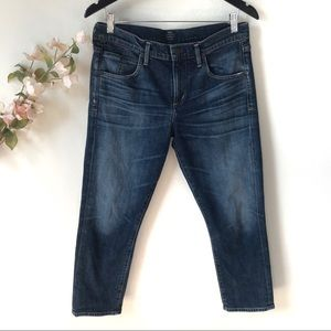 Citizens of Humanity Elsa Midrise Crop Jeans